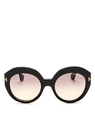 539427a7a79e TOM FORD Rachel Round Sunglasses