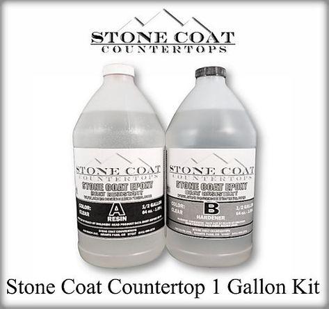 Countertop Epoxy Stonecoatcountertops In 2020 Stone Coat