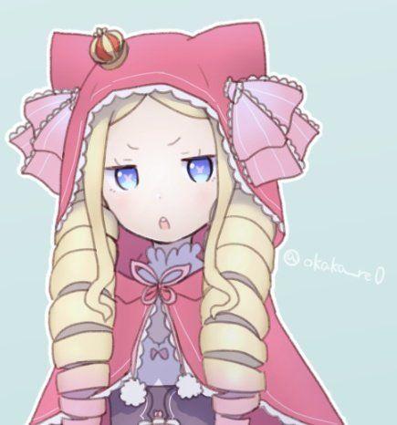 Beatrice I Suppose Rezero Aurora Sleeping Beauty Zelda Characters Disney Characters