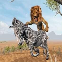 لعبة محاكاة الأسد الملك صيد الحيوانات البرية Lion King Simulator Wildlife Animal Hunting Animal Hunting Wildlife Animals Animals