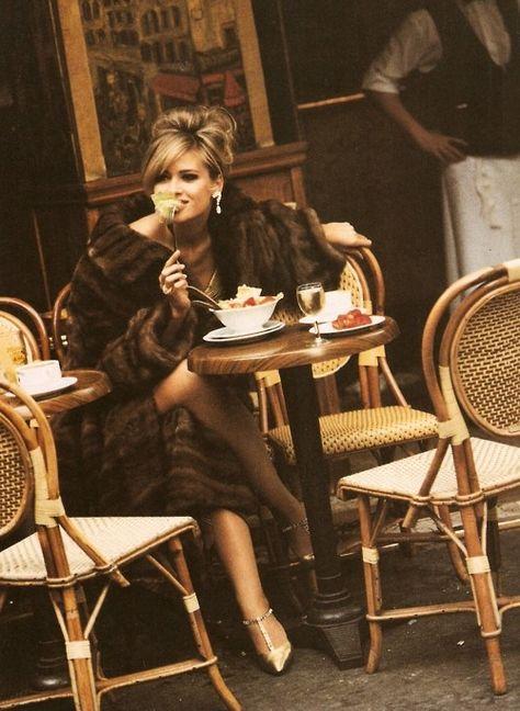 glamour in paris
