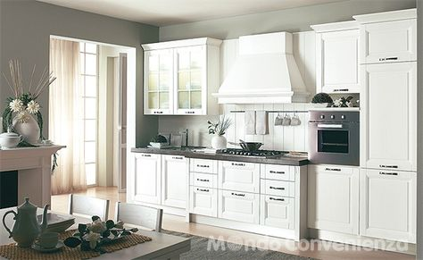 Sofia - Cucine - Moderno - Mondo Convenienza | Kitchen | Pinterest ...