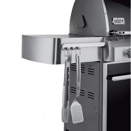 Weber Summit E 470 Propane Gas Grill With Rotisserie Sear Burner Side Burner Black 7171001 Bbqguys Propane Gas Grill Gas Grill Propane