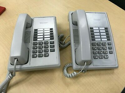 Sponsored Ebay 2 Telecenter Handsets From An Intercom System Table And Wall Mount By Telematrix In 2020 Handset Cordless Phone Intercom