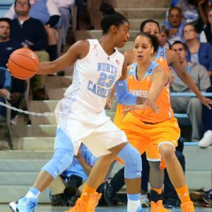 Total Access: The real Diamond DeShields
