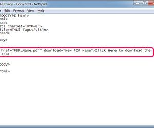 How To Display A Pdf File In A Html Web Page Techwalla Com Pdf Simple Html Code Simple Html