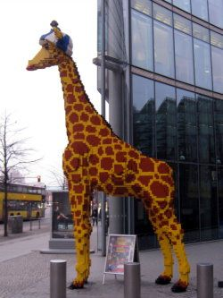 Beautiful Legoland Discovery Centre Berlin
