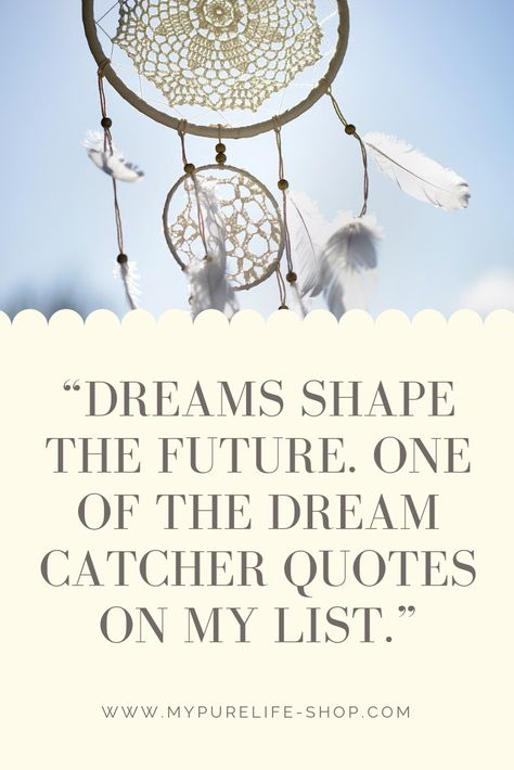 11 Best Dreamcatcher Quotes images | Dream catcher quotes ...