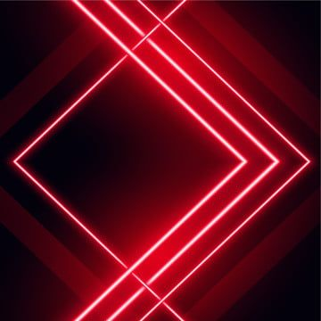 Neon Glowing Techno Lines Red And Black Wallpaper Neon Backgrounds Neon Wallpaper