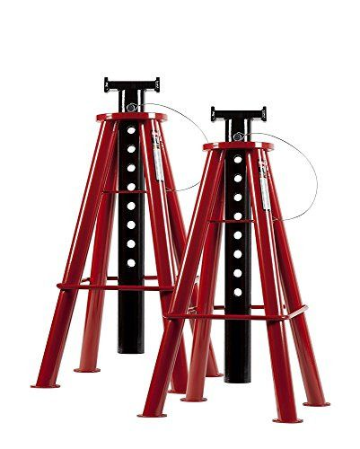 Ebay Advertisement Sunex 1410 10 Ton High Height Pin Type Jack Stands Pair Jack Stands Truck Frames Jack