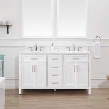 Lakeshore 60 Vanity By Ove Unique Bathroom Vanity 60 Vanity Vanity