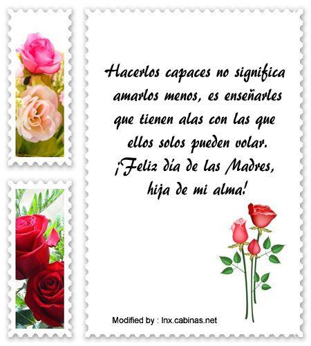 Cartas Y Mensajes Por Dia De La Madre Dia De Las Madres Feliz