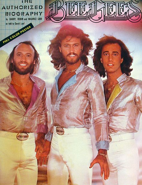 The Authorized Biography Of The Bee Gees Book by Barry Gibb