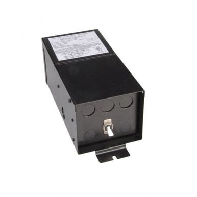 Wac Enclosed Magnetic Multi Tap Transformer 120v Input 12v Output Srt 300m 12v Tracking System Transformers Landscape Lighting Transformer