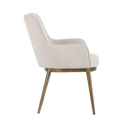 Corrigan Studio Siciliano Upholstered Dining Chair Wayfair Dining Chairs Solid Wood Dining Chairs Chair