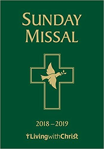 PDF DOWNLOAD] 2018-2019 Living with Christ Sunday Missal