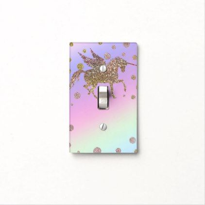 Radiation Symbol Themed Light Switch Cover Choose Your Cover Room Decor