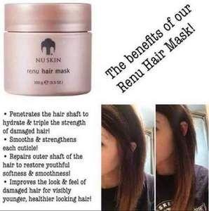 Renu Hair Mask Benefits