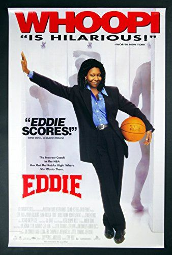 Whoopi Goldberg In Eddie 1996 Eddie Movie Whoopi Goldberg Eddie