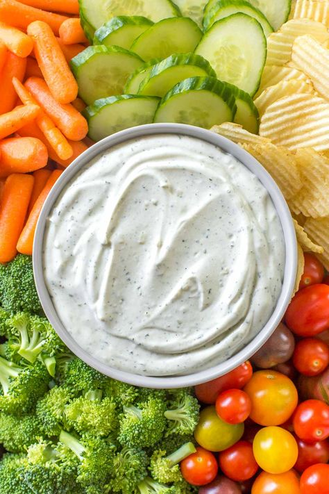 Homemade Ranch Dip Recipe Dairy Free Simply Whisked Recipe In 2020 Dairy Free Recipes Dinner Condiment Recipes Ranch Dip Recipe