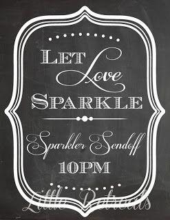 5 Wedding Sparkler Mistakes To Not Make