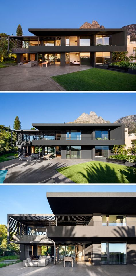 Amazing Best Cephe Images On Pinterest Modern Homes Houses And House Design  With Expert Reception Maison Neuve