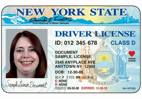 How To Get A New Ny Driver S License
