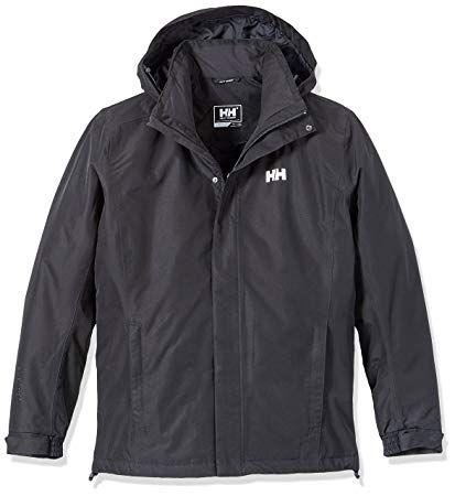 Helly Hansen Waterproof Dubliner Insulated Jacket Review Insulated Jackets Jackets Mens Clothing Styles