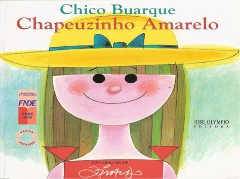 Leiturinhas Para Crianca Chapeuzinho Amarelo Livros Infantis