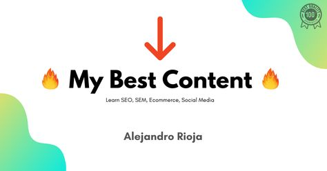 Best SEO, Ecommerce and Marketing Articles (Blog Posts and Guides Compilation)