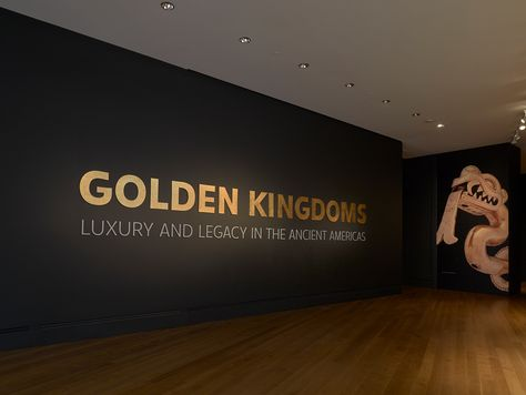 """All That Glitters Is Not Gold: Golden Kingdoms at the Getty Center. The exhibition is both a """"flashy blockbuster"""" and a scholarly re-consideration of the role of gold in the imagined ancient Americas."""