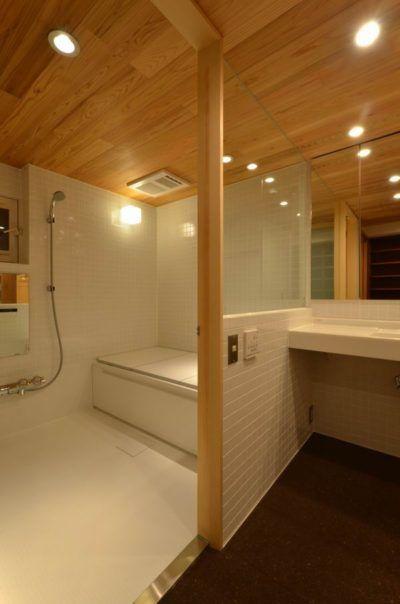 マンションリフォームとハーフユニットバス ユニットバス 浴室