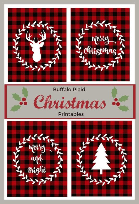 A personal favorite from my Etsy shop https://www.etsy.com/listing/565274337/buffalo-plaid-christmas-lumberjack