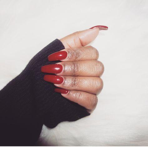 gelcolor Fall Nail Color #nailswag...