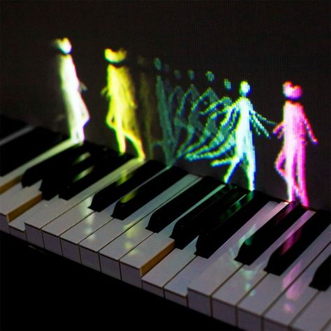 59 best Augmented reality images on Pinterest Labrador, Counter - best of invitation zeron piano score