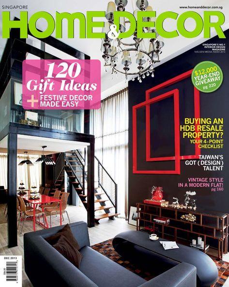 Home & Decor Back Issue December 2013 (Digital)
