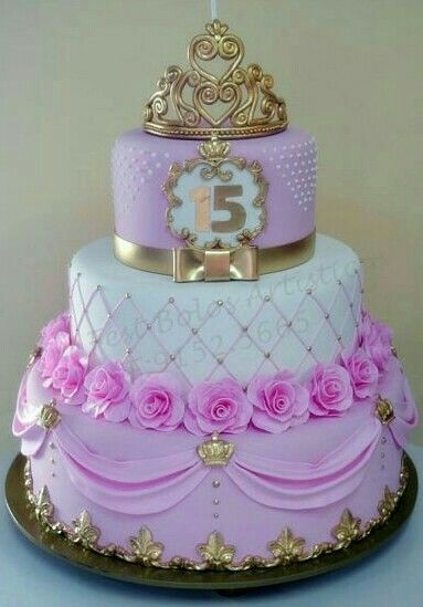 Swell Cake Ideas With Images 15Th Birthday Cakes Quinceanera Cakes Funny Birthday Cards Online Inifofree Goldxyz