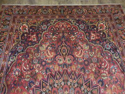 C1950 Super Finequm Ghombad Qoom Quum Ghoom 6x9 9 Estate Sale Rug