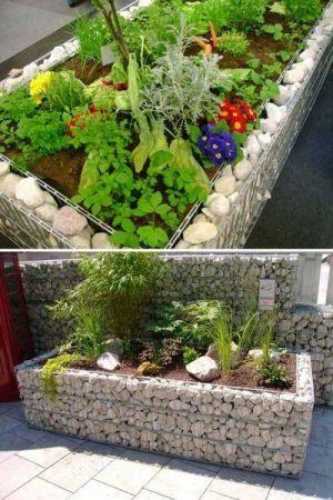 Bordure E Recinzioni Fai Da Te Per Giardini Idee Giardino
