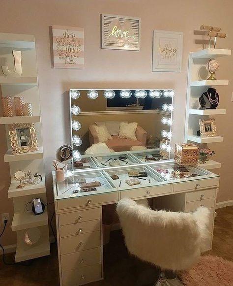 حلمي تسريحات ميكب افكار ترتيب جمالك حبيت حبيبتي تسوق Stylish Bedroom Bedroom Decor Room Decor