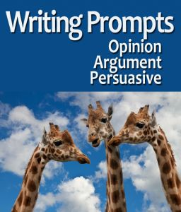 Four Free Collections of Writing Prompt