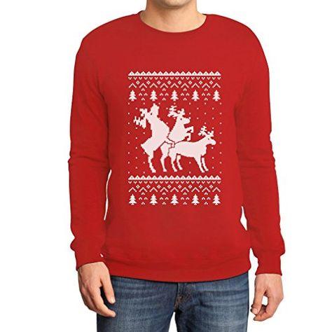 Green Turtle T Shirts Santa Paws Pfoten Mops Süßer Herren