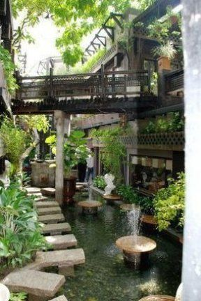 Small Garden Landscape Design Malaysia Awesome Impressive Large Themed Caf S In Awesome Caf De Small Garden Landscape Design Front Garden Design Backyard