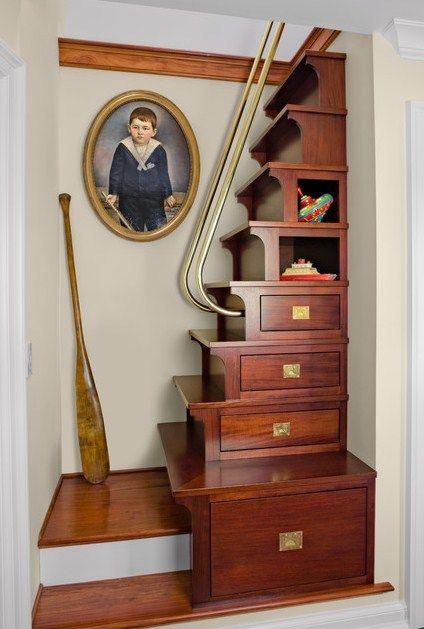 Attic Stairs Ideas 6 Www Architectureartdesigns Com In 2020 Stairs Design Stairs In Living Room Attic Stairs
