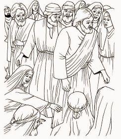 Me Aburre La Religion Jesus Sana A Una Mujer Enferma Jesus