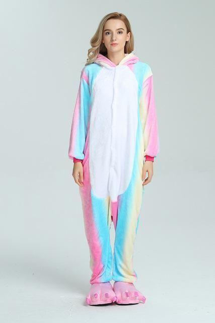 b98f27974d Women pajamas set Women Pyjamas Thick Flannel Cute Sheep Female Warm Winter  Pajama Set Long Sleeve Full Trousers Two Piece 2018