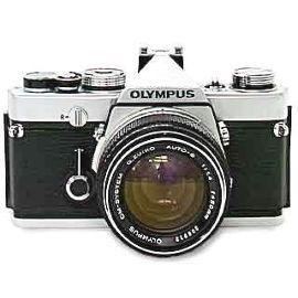 Olympus OM1 - Appareil Photo Argentique SLR