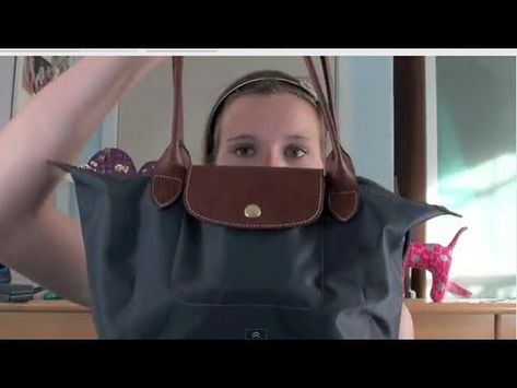 78f59840e0ee What s in my Longchamp Purse  - YouTube