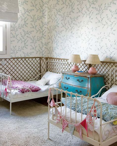 Children bedroom #lierac #lieracskin #frenchpad #beauty #frenchhome #homedecor #maison #maisonfrancaise
