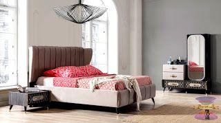 غرف نوم مودرن كاملة بالدولاب والتسريحه 2022 In 2021 Interior Design Furniture Home Decor